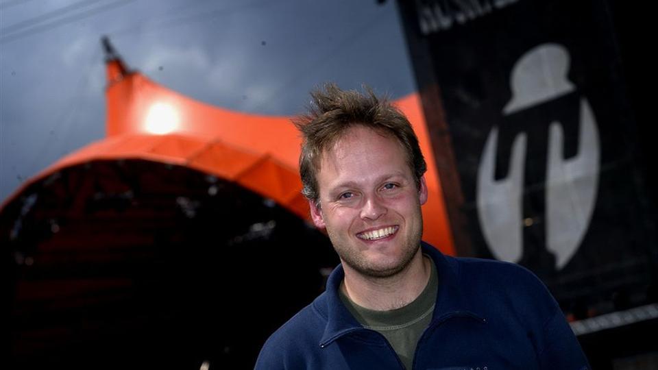 079b88c1 interview Roskilde-talsmand Esben Danielsen: »Der bliver ikke udsolgt næste  år« - politiken.dk