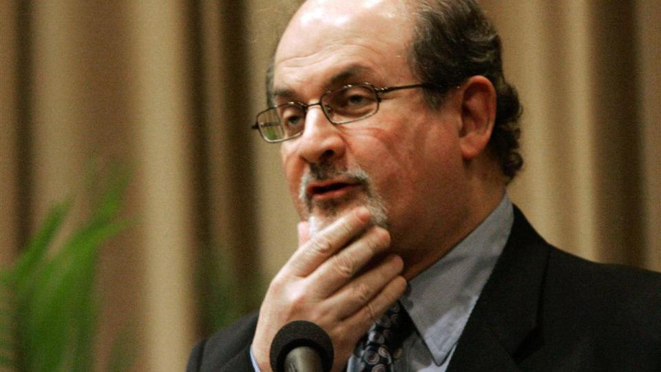 Rushdie far pris pa onsdag