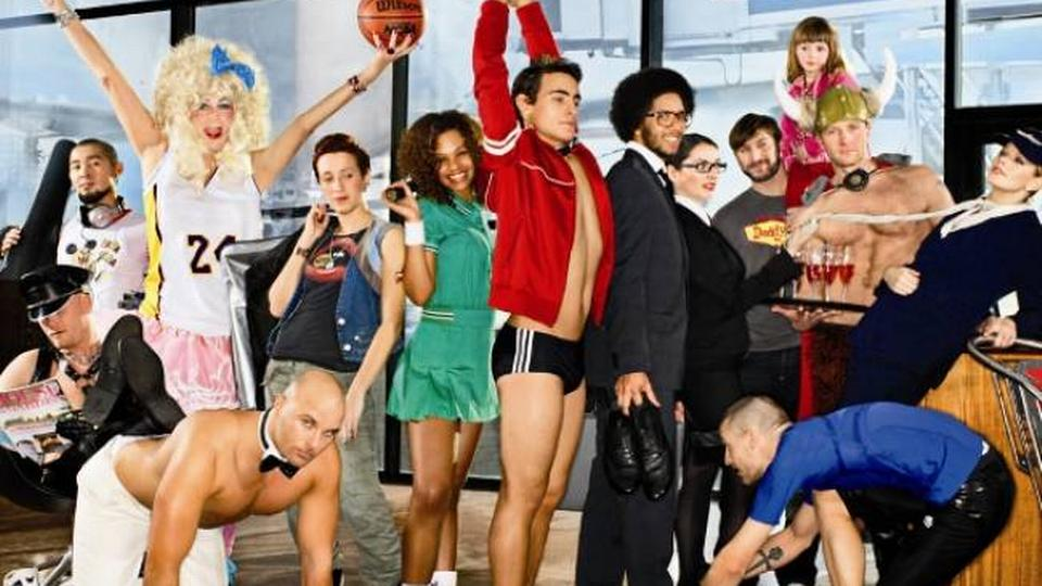 Bodybuilder homoseksuelle film