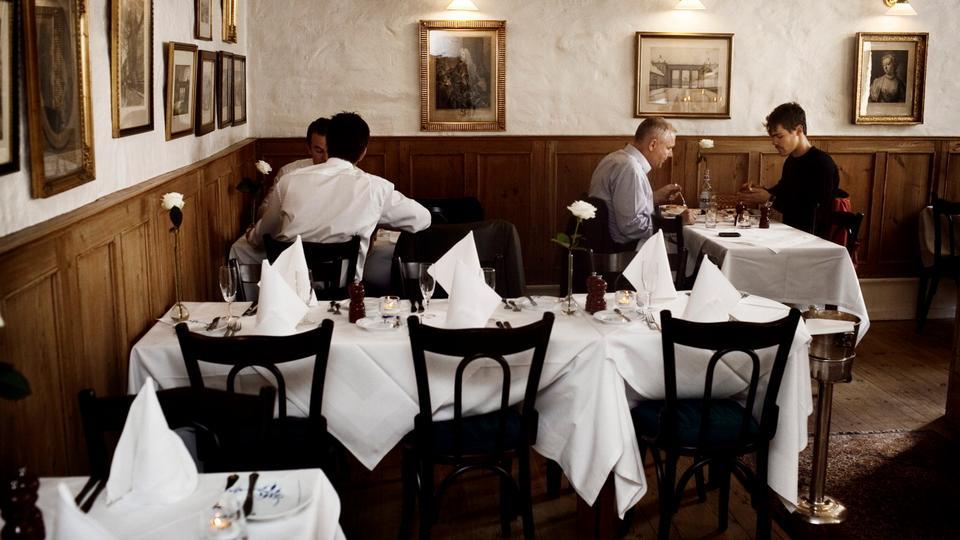 Madanmeldelse af Restaurant Amalie fra politiken.dk