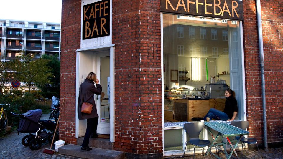 Madanmeldelse af Kaffebaren på Amager fra politiken.dk