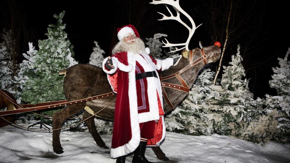 julemandens adresse på grønland