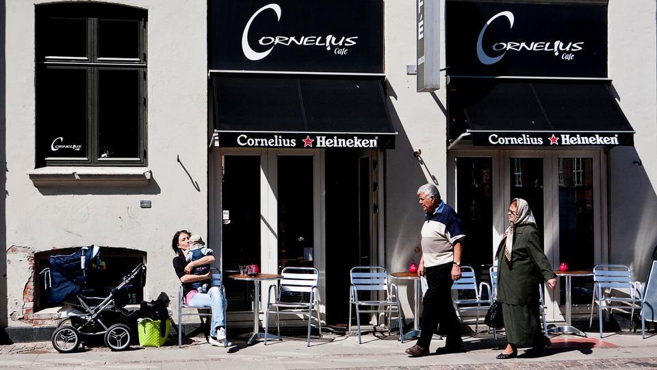 Madanmeldelse af Café Cornelius fra politiken.dk