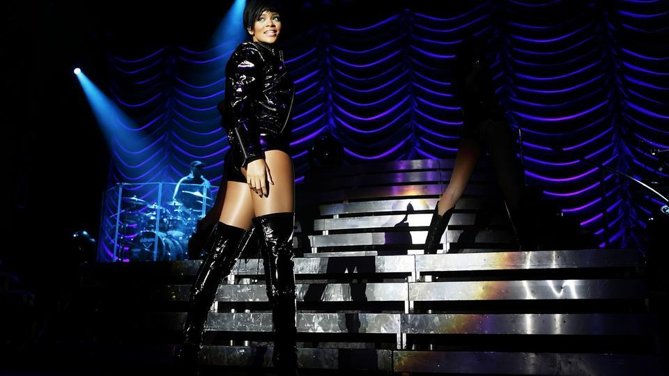 Hvem dør hvem Rihanna