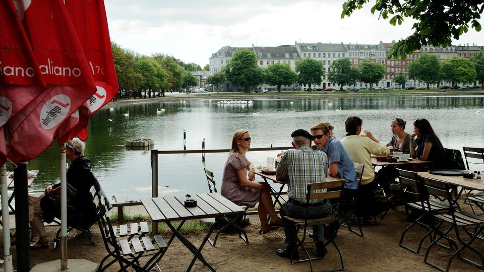 Madanmeldelse af Den Franske Café fra politiken.dk