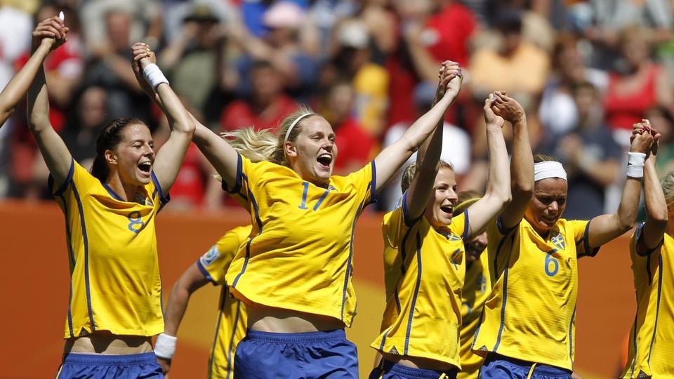10bf40e6361 Ubesejrede svenskere i VM-semifinalen - politiken.dk