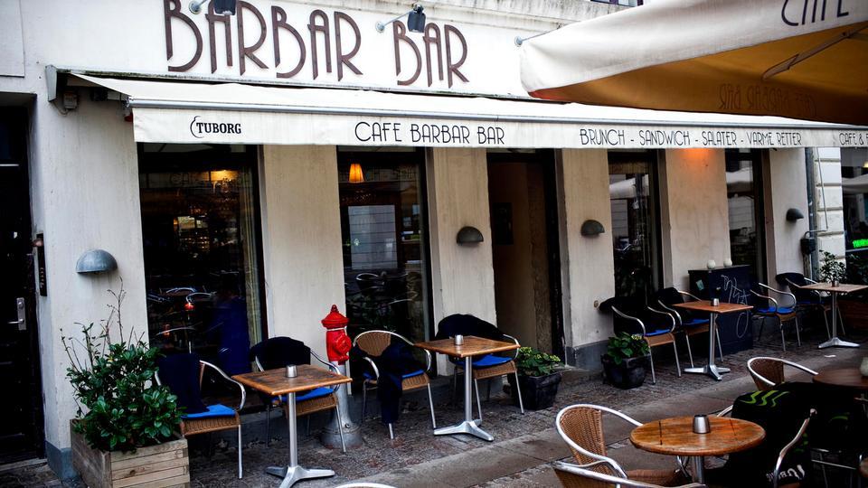 Madanmeldelse af Barbar Bar fra politiken.dk