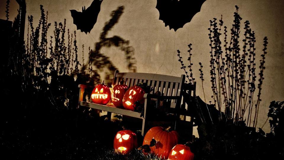 hvilken dag er der halloween