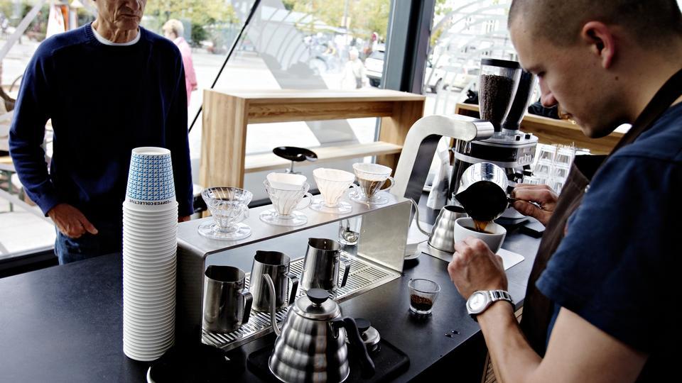 Madanmeldelse af Coffee Collective fra politiken.dk