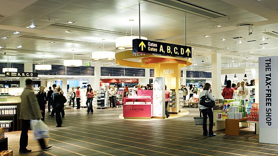 taxfree københavn lufthavn
