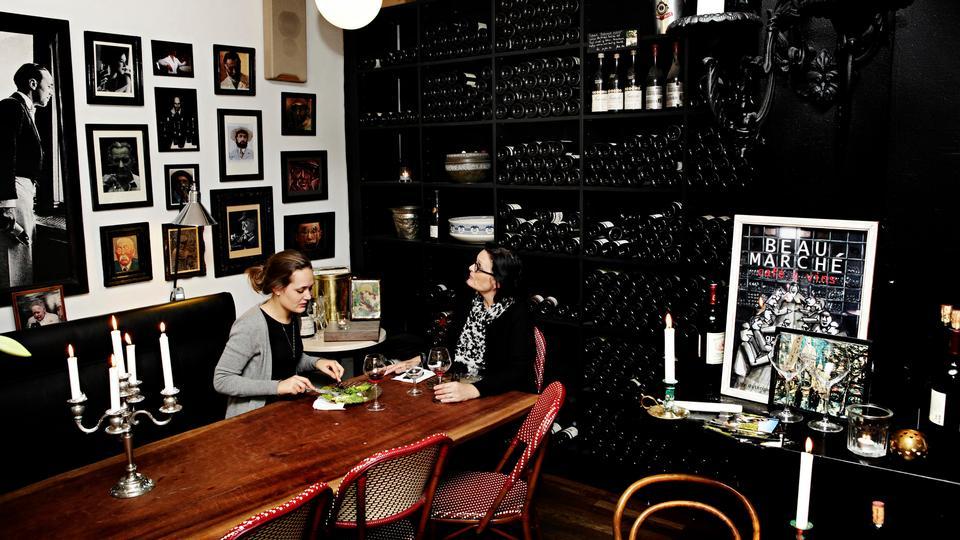Madanmeldelse af Beau Marché Café À Vins fra politiken.dk