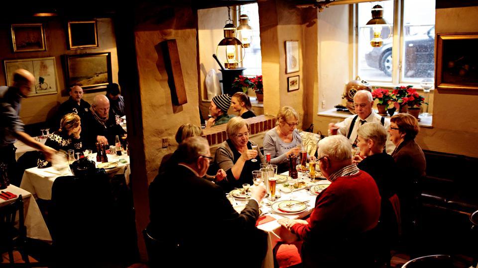 Madanmeldelse af Restaurant Kronborg fra politiken.dk