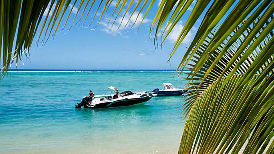 turen går til mauritius bog
