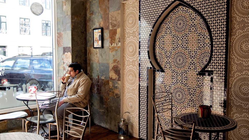 Madanmeldelse af Café Marrakech fra politiken.dk