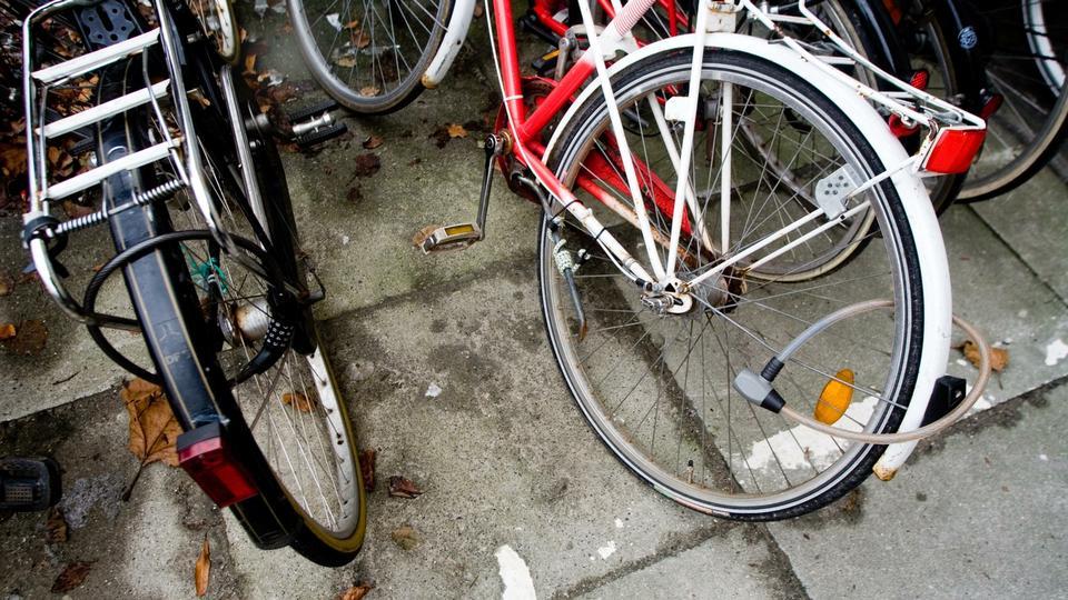 stjålet cykel fundet forsikring
