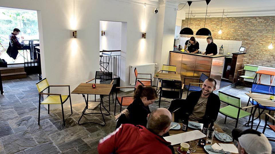 Madanmeldelse af Café Altanen fra politiken.dk
