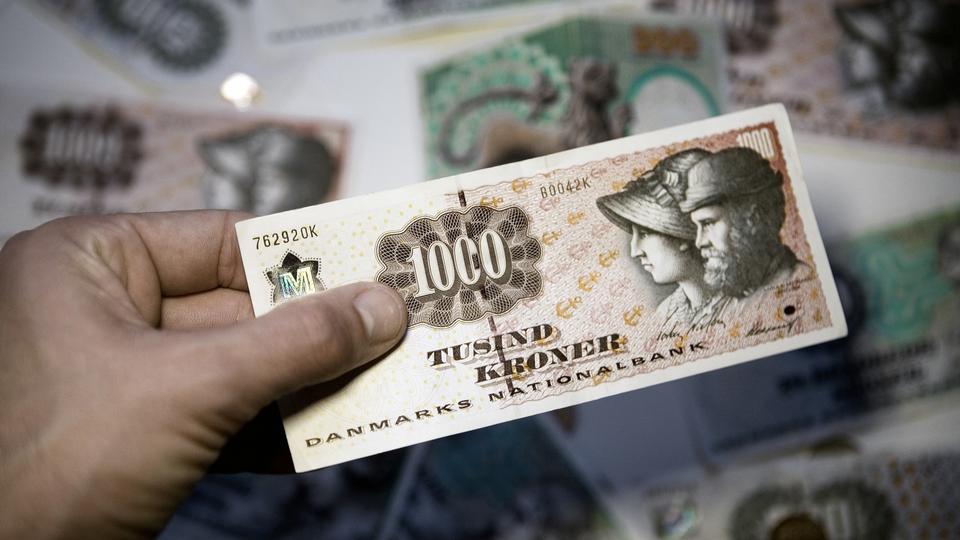 kan man betale med euro i danmark danske kr til euro