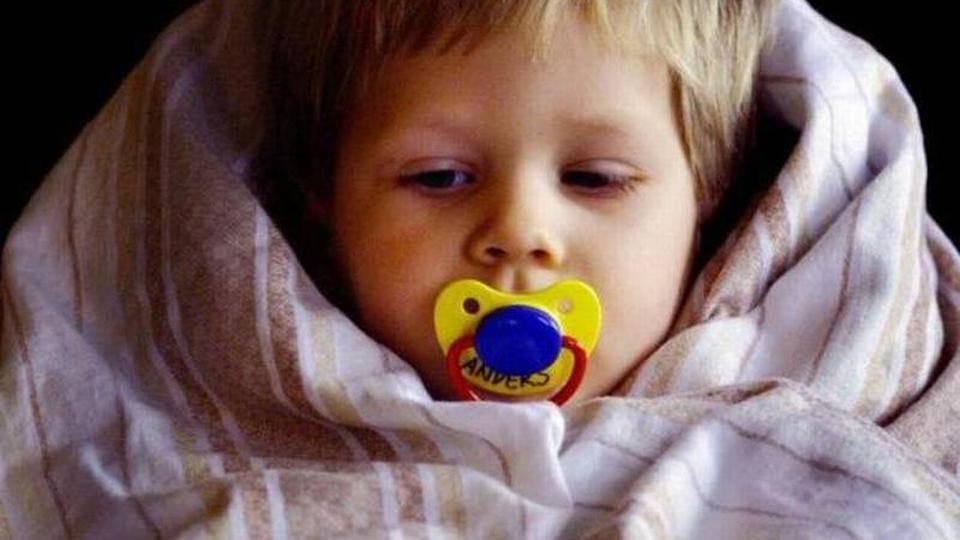 lav feber over lang tid