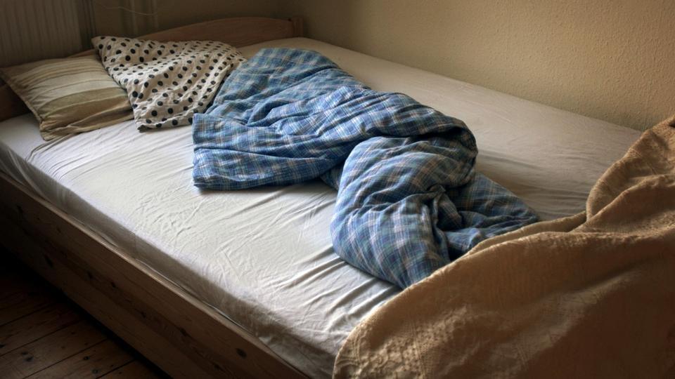 Groovy Kiropraktor: En forkert seng kan forværre dine rygproblemer YK96