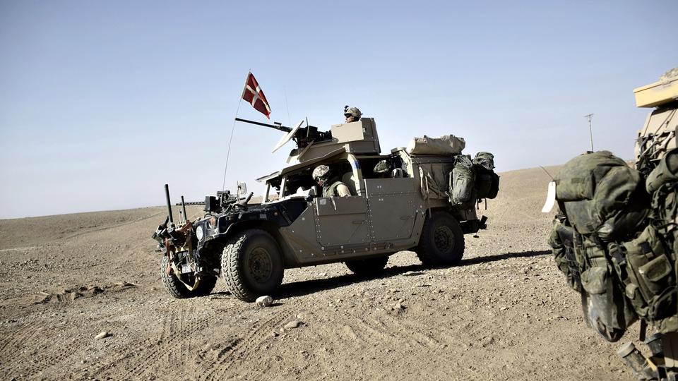 Traumatiserede soldater er blevet nægtet erstatning på ...