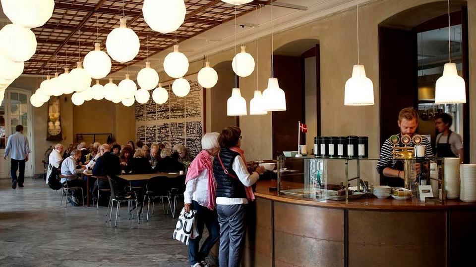 Madanmeldelse af Klint – Designmuseets Café fra politiken.dk
