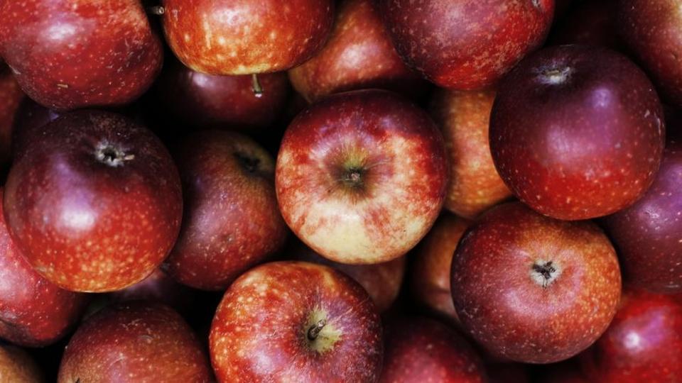 pink lady æbler sprøjtet