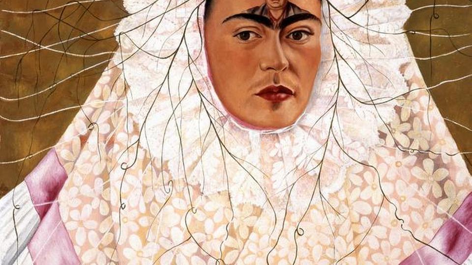 dee2d8cc2 Frida Kahlos malerkunst skal ses i virkeligheden - politiken.dk