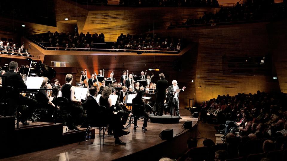 dansk teenager oversigt koncertsal
