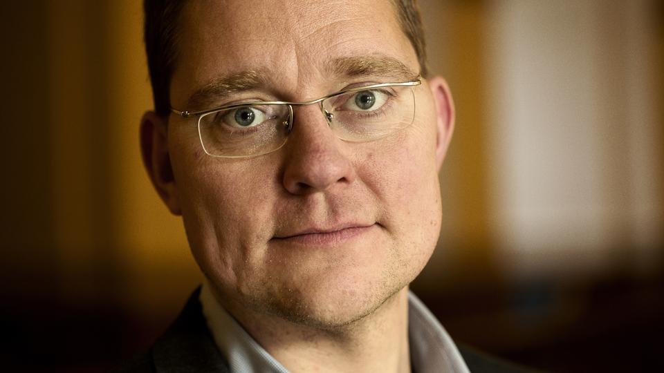 Portræt: Yngste mand i Helveg-dynastiet - politiken.dk