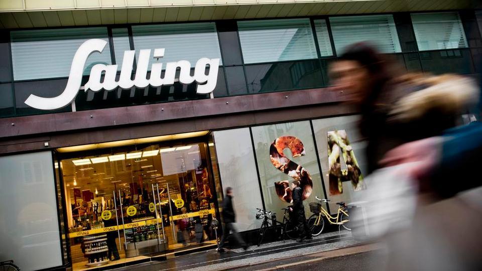 ccdc50349e8 Købmandskab: Da milliardforretningen Salling kom hjem til Aarhus -  politiken.dk