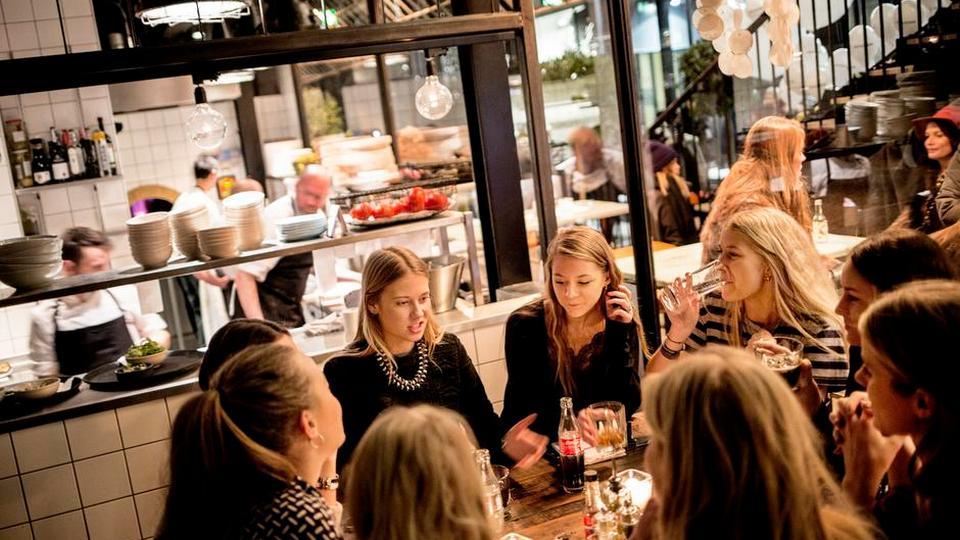Madanmeldelse af PS Bar & Grill fra politiken.dk