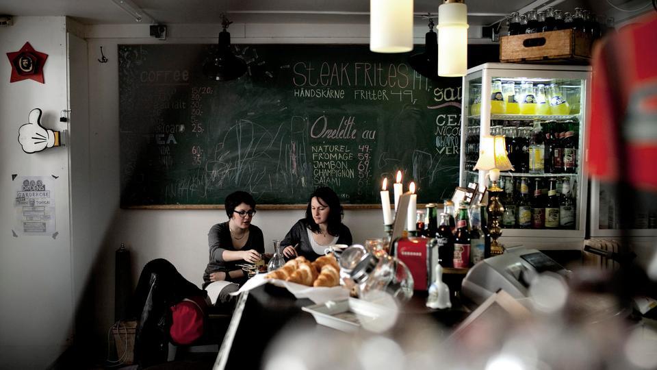 Madanmeldelse af Café Nice fra politiken.dk