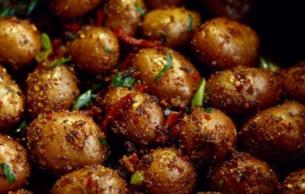 lækre kartofler