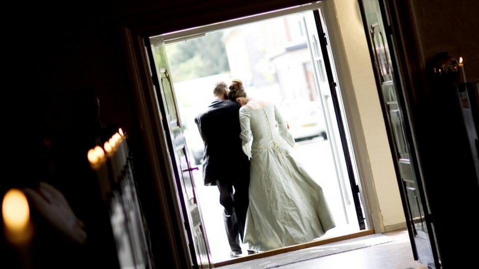 Hvad er den gennemsnitlige tid, der dateres før ægteskabet