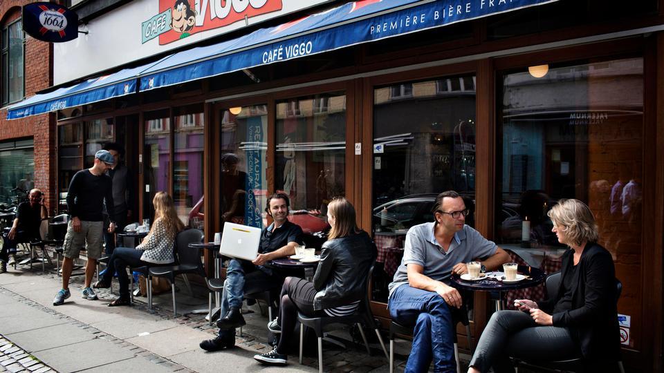 Madanmeldelse af Café Viggo fra politiken.dk