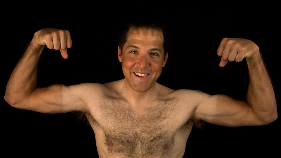 Hypermoderne Chris MacDonald: Mange mennesker er ikke i form til at løbe WC-81
