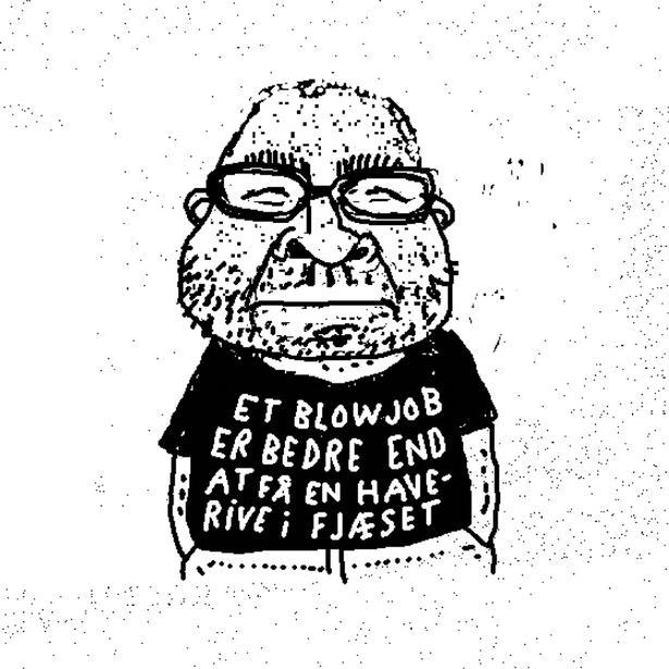Skøre godt blowjob