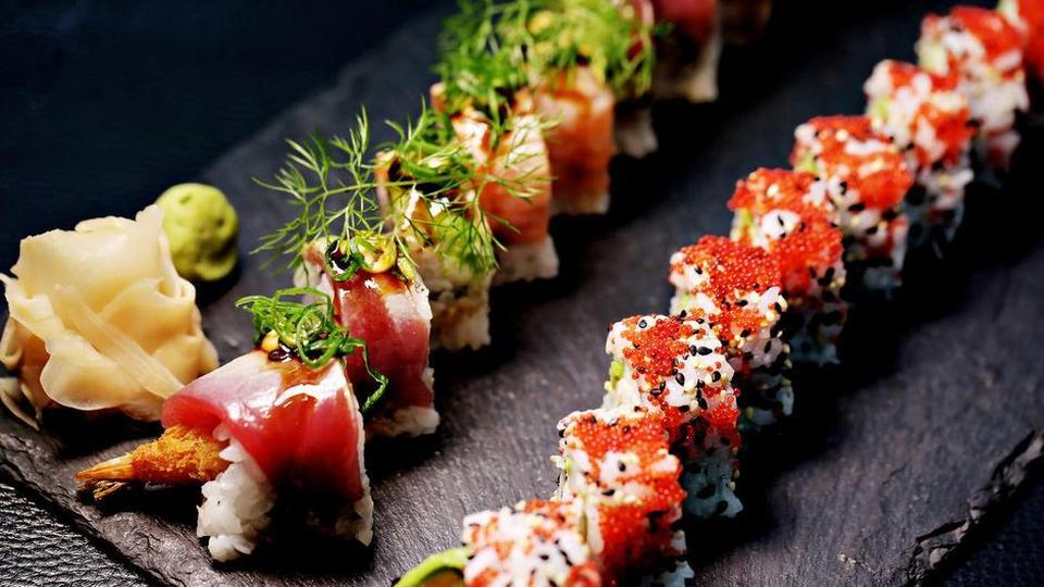 Madanmeldelse af Sushi Lovers fra politiken.dk