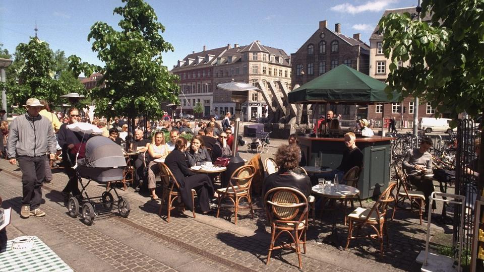 Cocktails, kebab og bubble tea: Steder ved Sankt Hans Torv ...