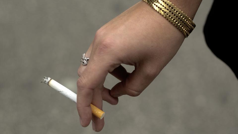 taber man sig af at ryge
