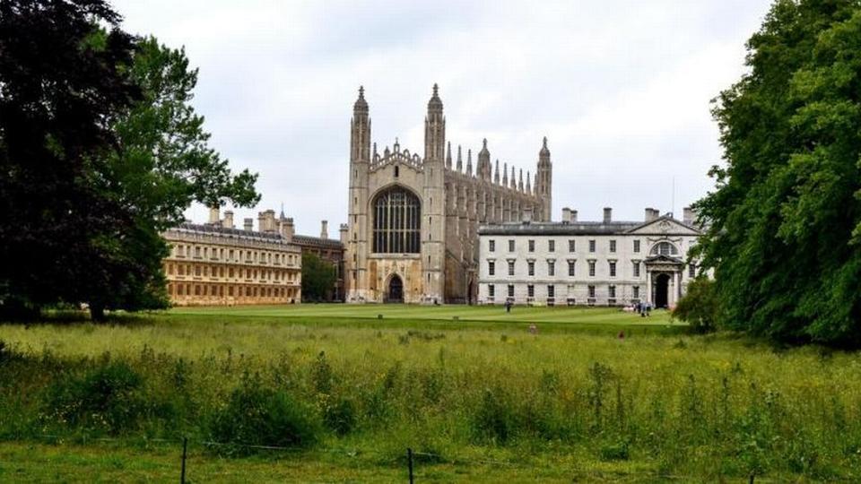 Cambridge universitet dating samfund