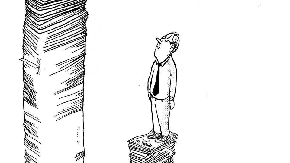 d21f5c689 Lad de rige være rige - bare de fattige har nok - politiken.dk