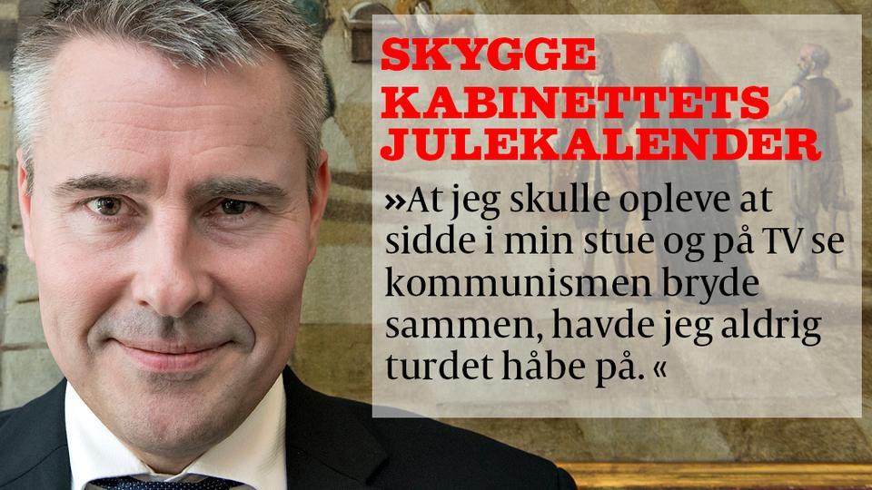 940328a7881 Skyggekabinettets julekalender: Henrik Sass Larsen - politiken.dk
