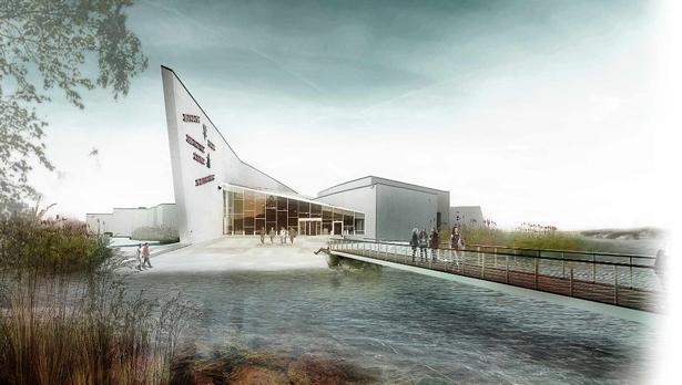 Rendering: Arkitektfirmaet Møller og Grønborg i samarbejde med Schul Landskabsarkitekter