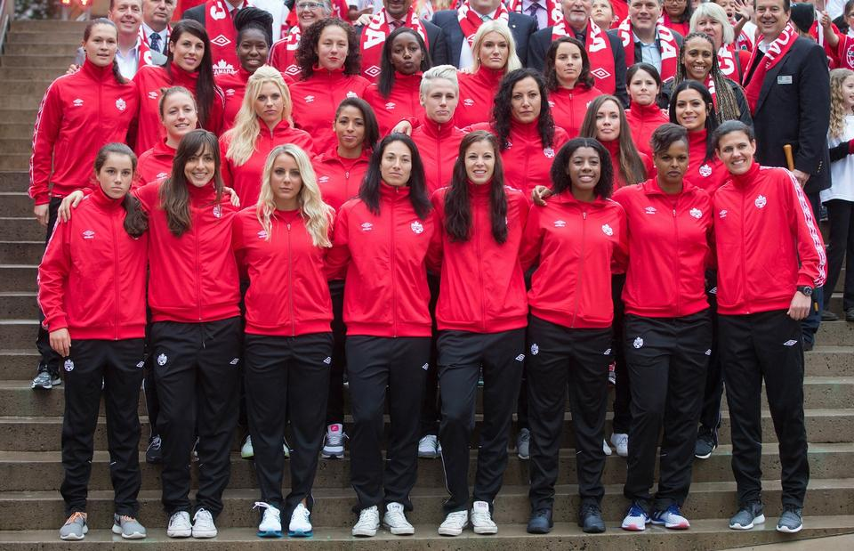 women's national soccer team - 960×540