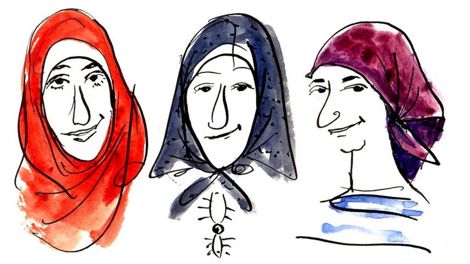 9f4a80d2ea0 Cand.mag: Politikere misbruger tørklædet til symbolpolitik. Men kære  Venstre, I skal ikke redde mig - politiken.dk