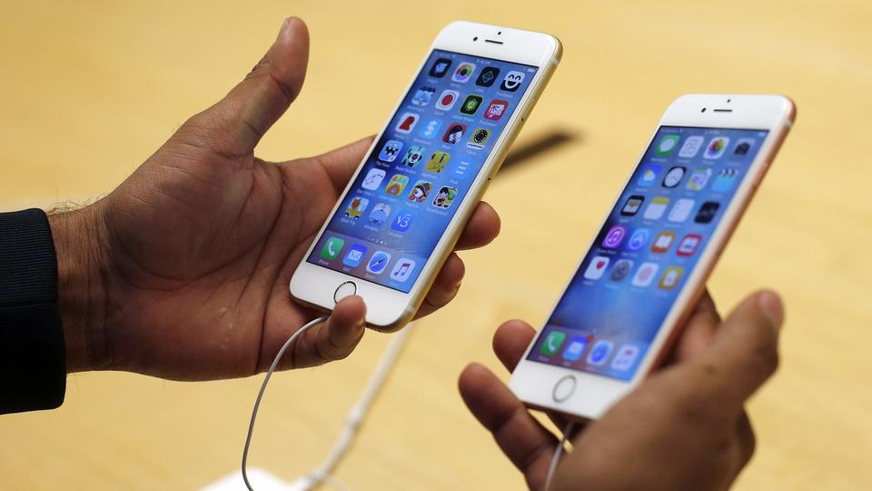 IPhone 6S Plus - powystawowe - Apple - Smartfony / Telefony