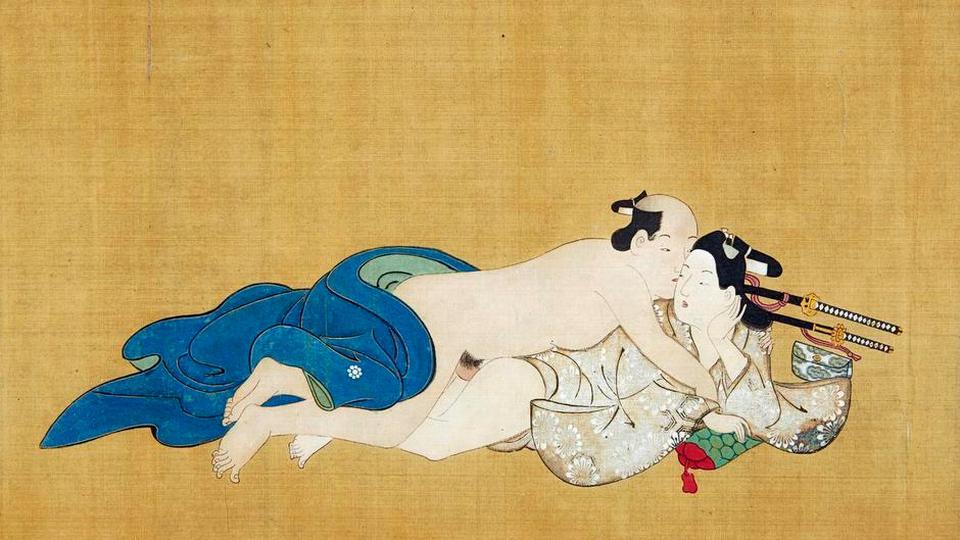 japansk erotisk kunst