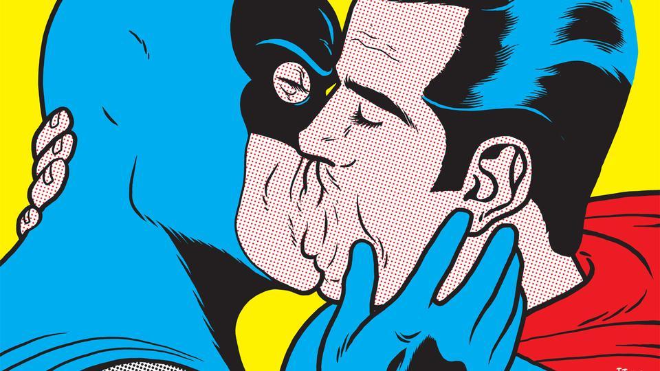 superhelt homoseksuel sex