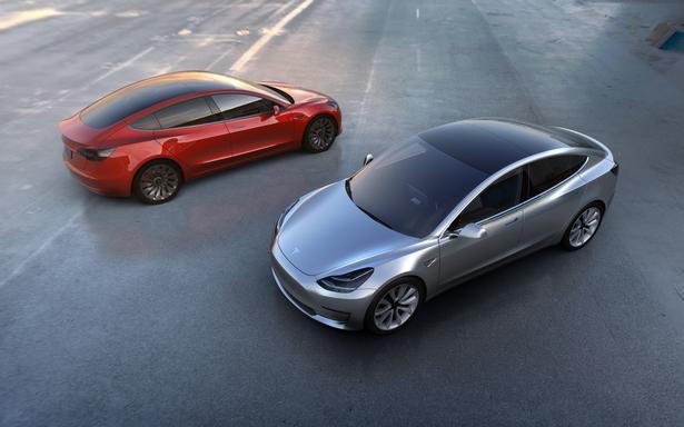Tesla/AP/AP